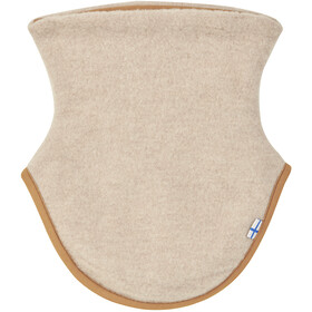 Finkid Kaulus Wool Knit Collar Kids, pebble/cinnamon